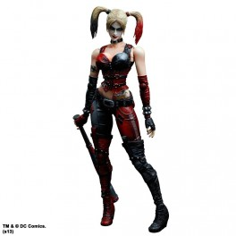Batman Arkham City - Harley Quinn [Play Arts Kai]