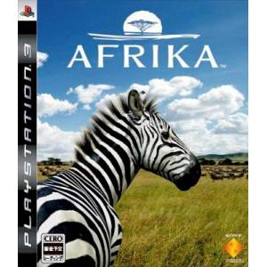 Afrika [PS3 - occasion BE]