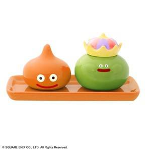 DRAGON QUEST - Salt and Pepper Smile Slime Orange [Goodies]