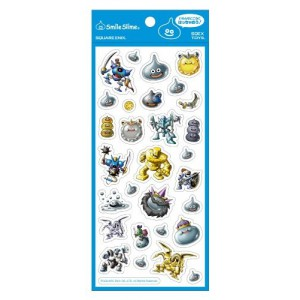DRAGON QUEST - Monster Metal Seal [Goods]