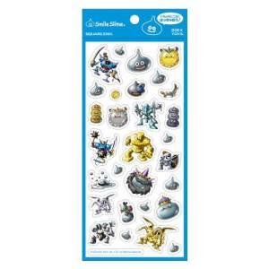 DRAGON QUEST - Monster Metal Seal [Goodies]