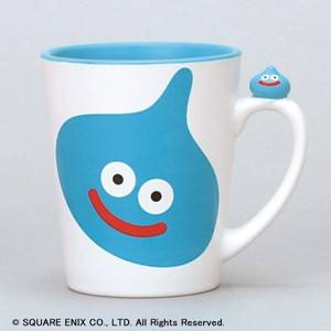 Dragon Quest - Mug Cup Smile Slime [Square-Enix]
