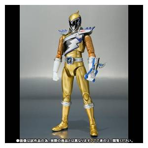 Zyuden Sentai Kyoryuger Kyoryu Gold - Limited Edition [SH Figuarts]