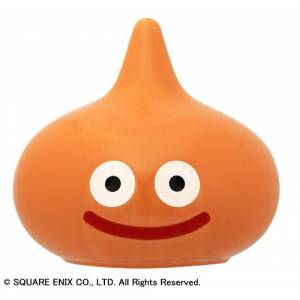 DRAGON QUEST -Slime  Piggy Bank Orange [Goodies]