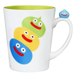 DRAGON QUEST - Mug Cup Slime Tower [Goodies]