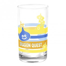 DRAGONS QUEST - Glass Orange&Yellow [Goods]