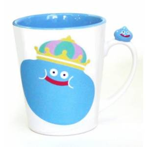 DRAGONS QUEST - Mug Cup King Slime [Goods]