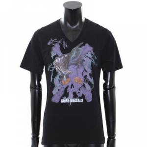 Monster Hunter 4× Roen - T Shirt Goa Magara Black [Goodies]