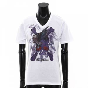 Monster Hunter 4 × Roen - T Shirt Goa Magara White [Goodies]