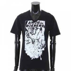 Monster Hunter 4× Roen - T Shirt Rathalos Black [Goods]