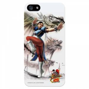 StreetFighter 25th Anniversary - iPhone 5s/5 Case Chun-Li [Goods]