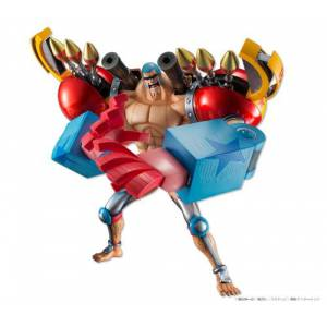 One Piece SA-MAXIMUM - Armored Franky Limited Edition [Portrait of Pirates]