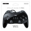 Wii Controller Classic Pro - Black