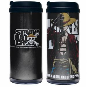 One Piece - Monkey D. Luffy Tumbler - Bandai-Namco Lalabit Market Limited Edition [Goods]
