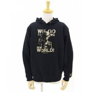 One Piece - Hoodie Black - Bandai-Namco Lalabit Market Limited Edition [Goods]