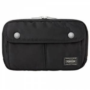 PORTER TANKER×PS Pictogram - Pouch Black for PSP (R) & PS Vita [PS Goods Store]