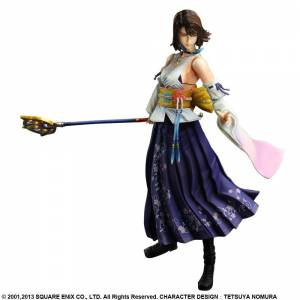 Final Fantasy X HD Remaster - Yuna [Play Arts Kai]