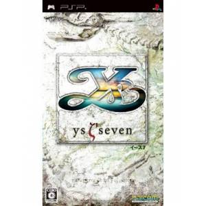 Ys 7 Seven - 1st print [PSP - used]