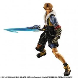 Final Fantasy X HD Remaster - Tida [Play Arts Kai]