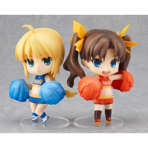 Fate/Stay Night - Saber & Tohsaka Rin Cheerful Japan! [Nendoroid No.215]