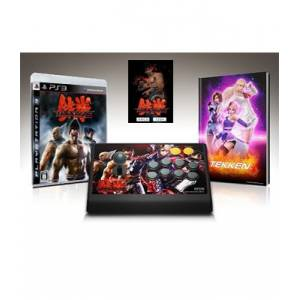 Tekken 6 Collector's Box (Limited Edition) [PS3]