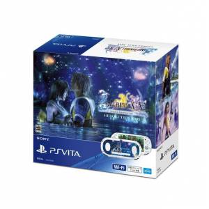 PSVita Slim - Final Fantasy X/X2 HD Remaster Resolution Box [brand new]