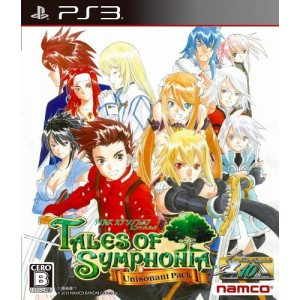 Tales of Symphonia Unisonant Pack - Standard Edition [PS3]