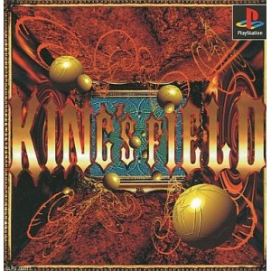King's Field [PS1 - Used Good Condition]