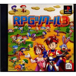 RPG Maker 3 [PS1 - Used Good Condition]