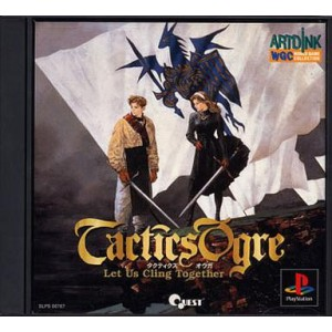 Tactics Ogre - Let Us Cling Together [PS1 - Used Good Condition]