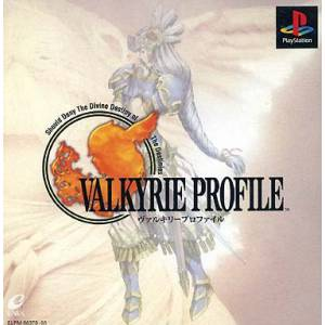 Valkyrie Profile [PS1 - Used Good Condition]