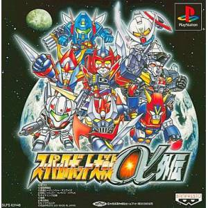 Super Robot Taisen Alpha Gaiden [PS1 - occasion BE]