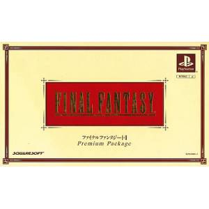 Final Fantasy I & II Premium Package [PS1 - occasion BE]
