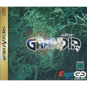 Grandia [SAT - Used Good Condition]