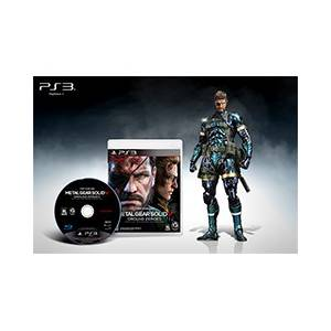 Metal Gear Solid V Ground Zeroes - Konami Style Limited Edition [PS3]