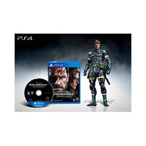 Metal Gear Solid V Ground Zeroes - Edition Limitée Konami Style [PS4]