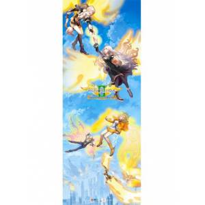 ESPGaluda II - Tapestry Poster (2 meters high)