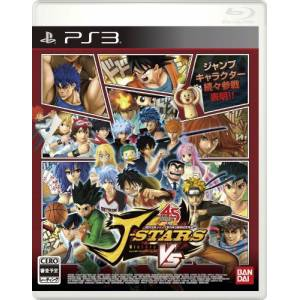 J-Stars Victory Vs - Standard Edition [PS3]