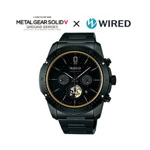 Montre - WIRED × METAL GEAR SOLID V: GROUND ZEROES LIMITED EDITION  [Goods]