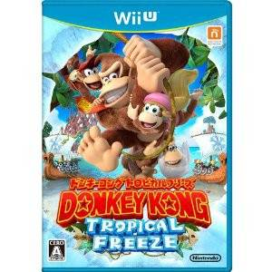 Donkey Kong Tropical Freeze [Wii U]