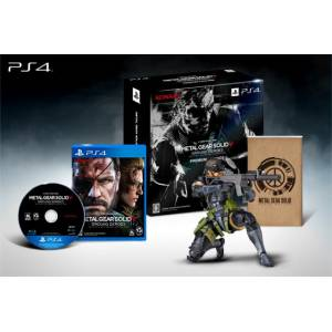 Metal Gear Solid V Ground Zeroes - Amazon.co.jp Limited Edition [PS4]