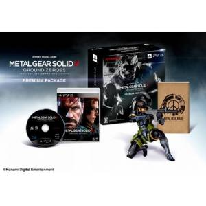 Metal Gear Solid V Ground Zeroes - Amazon.co.jp Limited Edition [PS3]