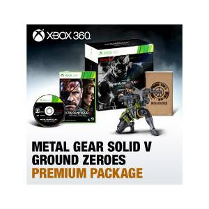 Metal Gear Solid V Ground Zeroes - Edition Limitée Amazon.co.jp [X360]