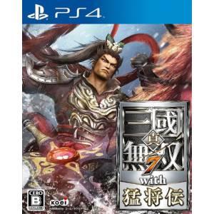 Shin Sangoku Musou 7 with Moushouden [PS4]