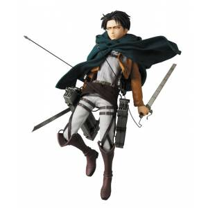 Attack on Titan / Shingeki no Kyojin - Levi [Real Action Heroes]