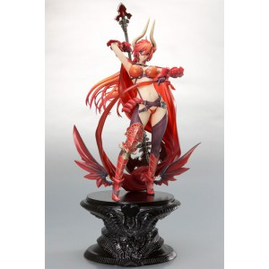The Seven Deadly Sins - Satan ~Statue of Wrath~ [OrchidSeed]