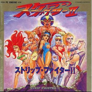Strip Fighter II [PCE - occasion BE]