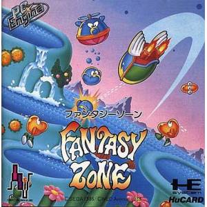 Fantasy Zone [PCE - used good condition]