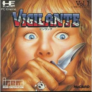 Vigilante [PCE - used good condition]