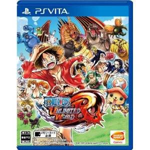 FREE SHIPPING - One Piece: Unlimited World R [PS Vita]